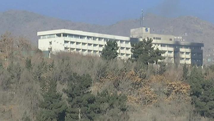 Генконсул Афганистана убит при нападении на отель в Кабуле