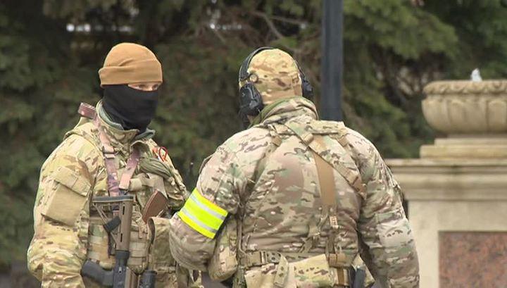 Девушка, подорвавшаяся у поста полиции в Грозном, была неместной