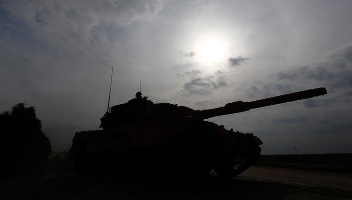 Турция ответит на протесты против операции в Африне