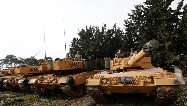 Тиллерсон обсудил с главами МИД Турции и России операцию в Африне