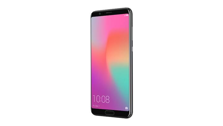 Смартфон-флагман Huawei Honor View 10 узнает владельца в лицо