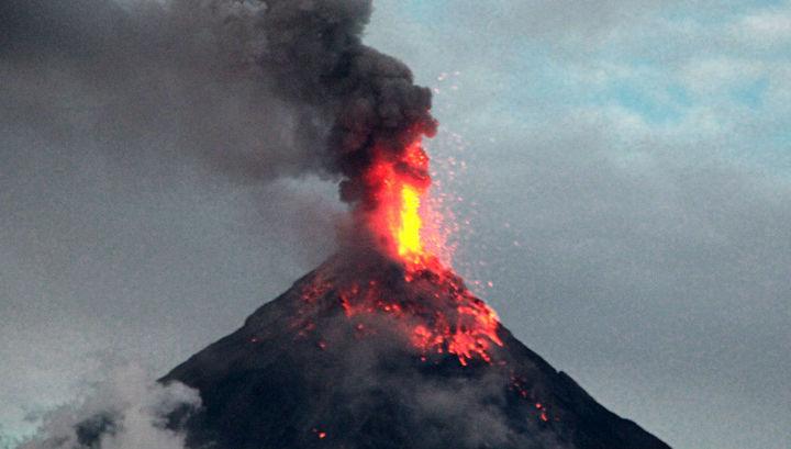 Проснулся второй в мире по величине грязевой вулкан Отман-Боздаг