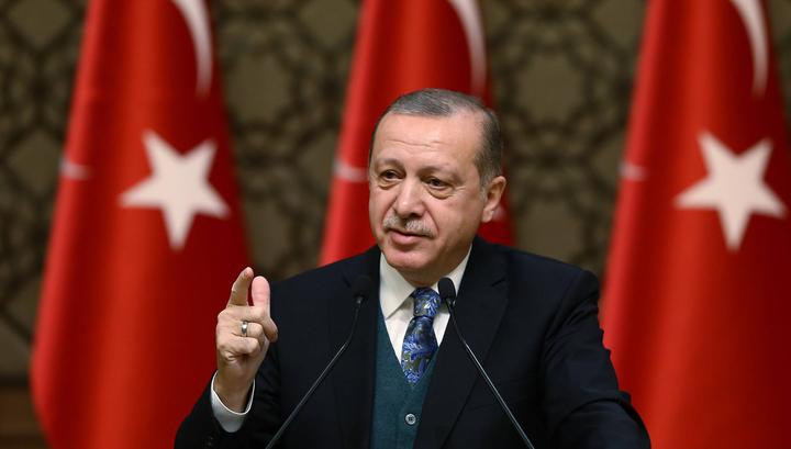 Эрдоган сообщил о турецком историческом рекорде