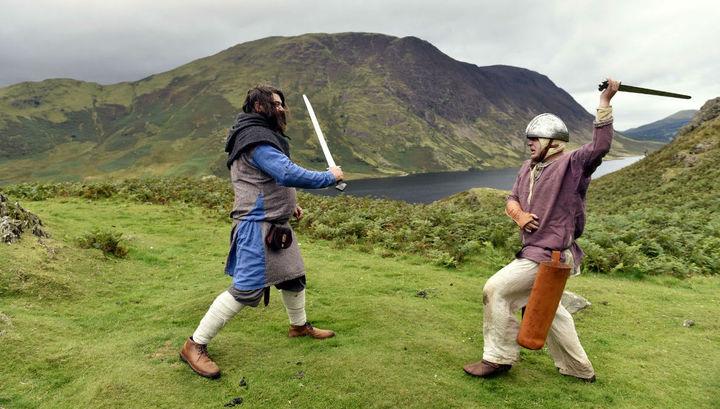 О былом нашествии викингов не забывают на Британских островах до сих пор.