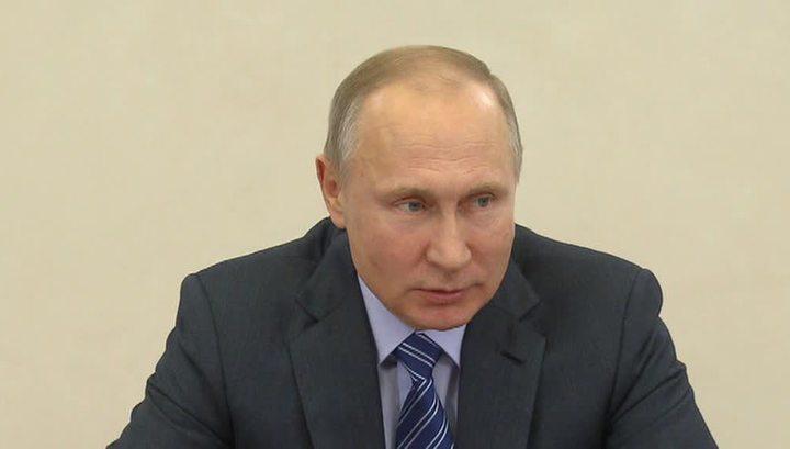 Путин хочет зачистить то, что мешает России двигаться вперед