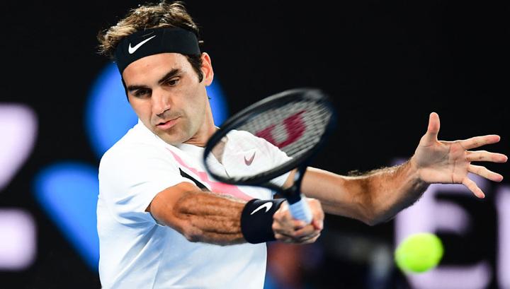 Роджер Федерер вышел в четвертый круг Отрытого чемпионата США