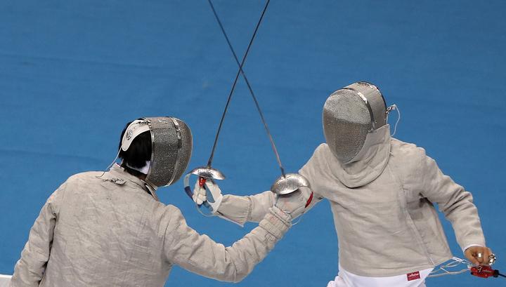 Российские шпажисты стали бронзовыми призерами чемпионата мира