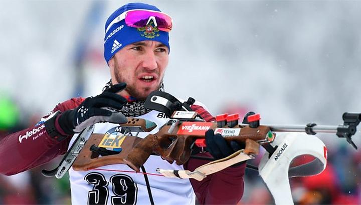 IBU не стал отстранять пятерых российских биатлонистов