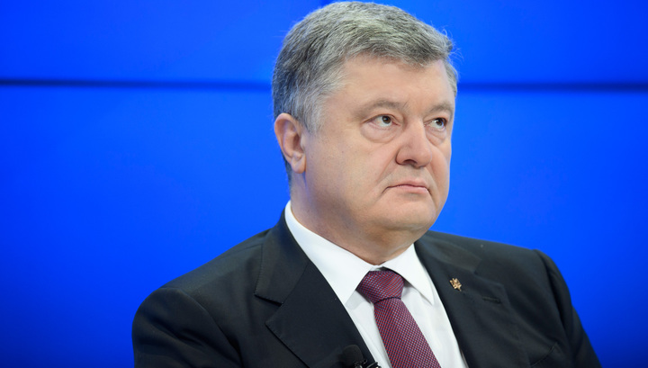 Выборов нет, вмешательство есть: Порошенко пожаловался на Россию