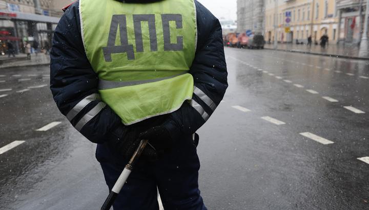 В Мытищах пешеход порезал полицейского из-за сделанного замечания