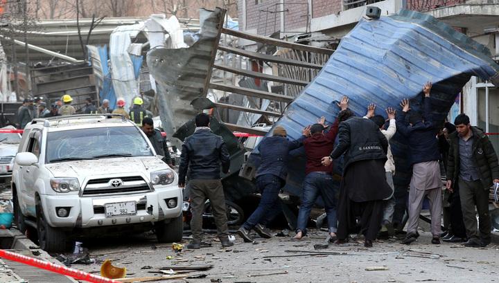Несколько взрывов прогремели на избирательных участках в Кабуле