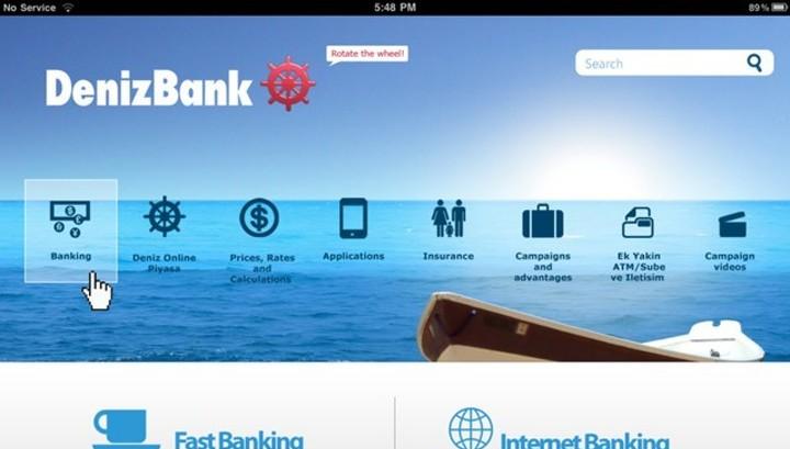 Сбербанк может продать DenizBank арабам