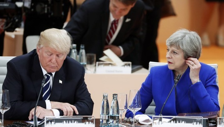 США и Великобритания разошлись в оценках торговли
