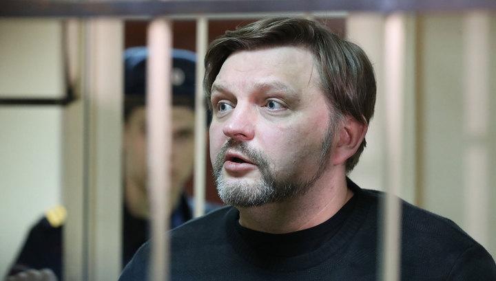 Никита Белых получил 8 лет колонии строгого режима