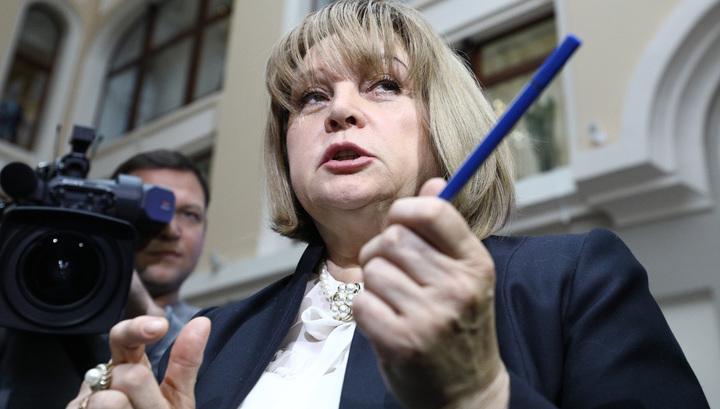 Элла Памфилова подверглась нападению в собственном доме