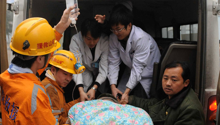 ДТП в Китае унесло жизни 10 человек