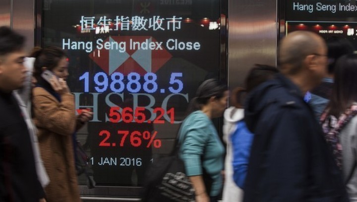 Фонды КНР купили рекордные $1,6 млрд акций Гонконга