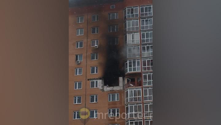 """Взрыв в """"Бутово-Парке"""": госпитализированы четыре человека"""