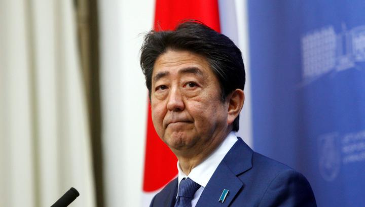 Премьер Японии приветствовал решение КНДР