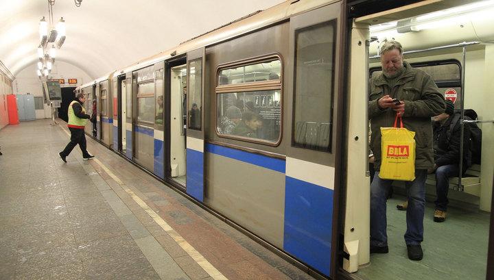 Сбой на серой ветке метро: движение восстановлено и введено в график