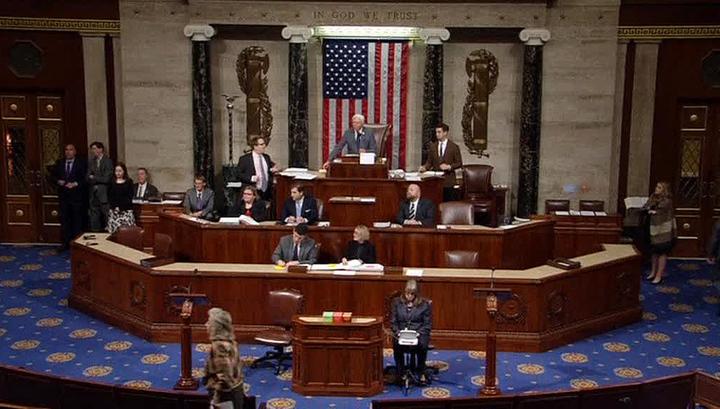 Промежуточные выборы в конгресс США - предлог для новых нападок на Россию
