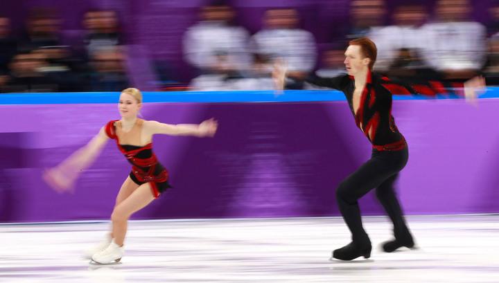 Фигуристы Тарасова и Морозов идут вторыми после короткой программы - ElkNews.ru