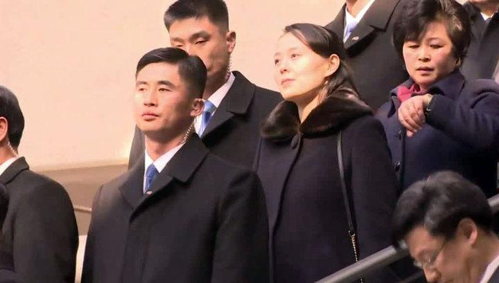 """""""Репрессированная"""" младшая сестра Ким Чен Ына появилась на публике после долгого отсутствия"""