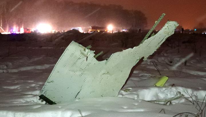 МАК начал расшифровку самописцев упавшего под Москвой Ан-148