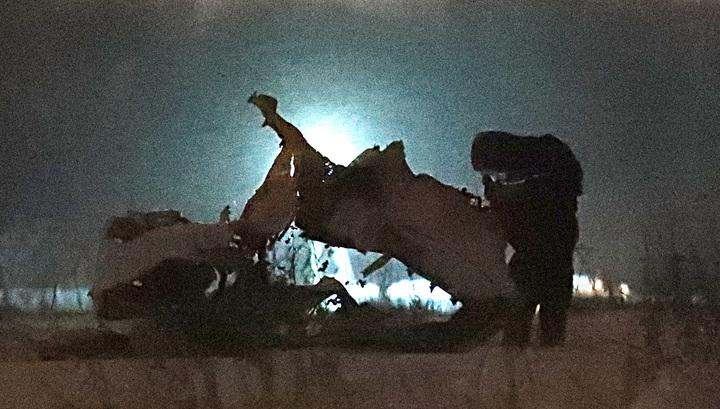 МАК: в февральском крушении Ан-148 в Подмосковье виноват экипаж