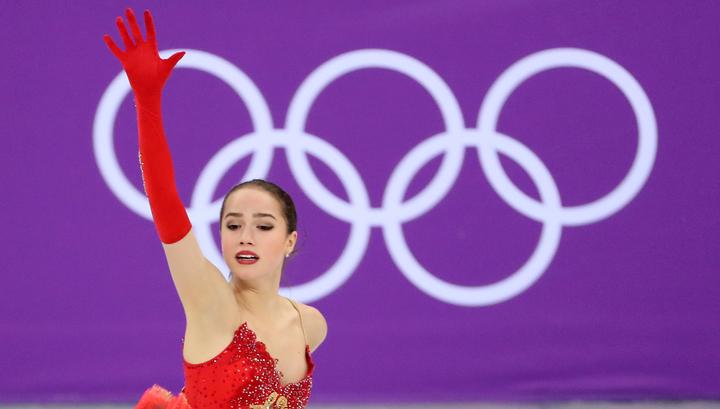Представители WADA сорвали тренировку Алины Загитовой