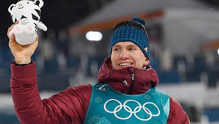 Лыжник Александр Большунов: были мысли о победе