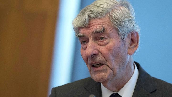 Умер экс-премьер-министр Нидерландов Рууд Любберс