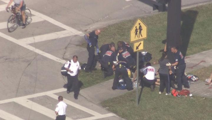 Ученик, устроивший бойню в школе Паркленда, был вооружен винтовкой