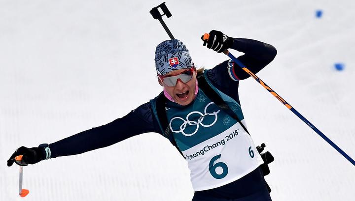 Анастасия Кузьмина – первая в спринте на норвежском этапе Кубка мира