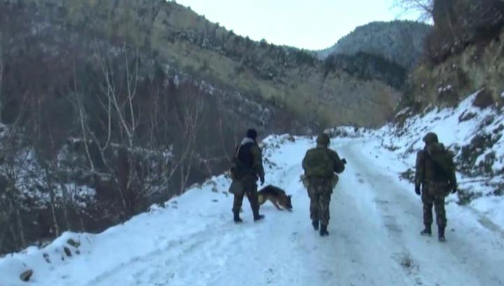 Уничтожение главаря банды в Дагестане. Видео с места событий