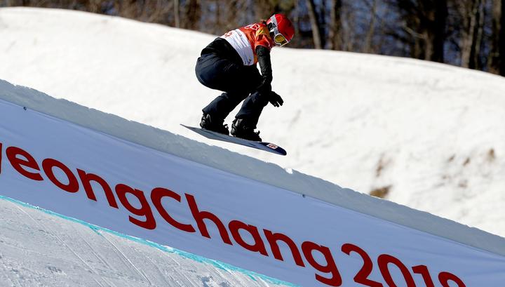 Мария Васильцова и Кристиана Пауль завершили выступление в сноуборд-кроссе