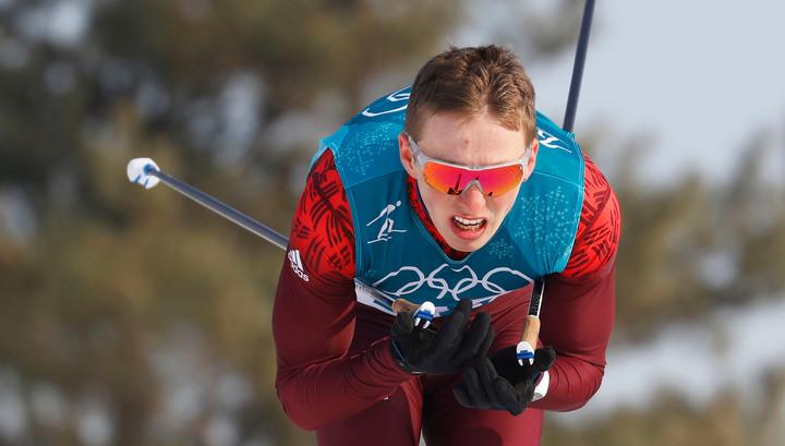 Россиянин Спицов завоевал бронзовую медаль в лыжной гонке на 15 километров