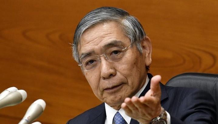 Курода отказался раскрывать планы по отказу от QE