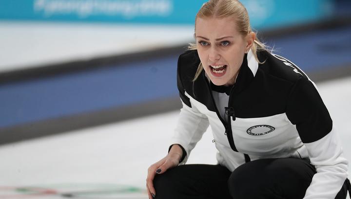 Российские керлингистки завершили выступление на Играх поражением от канадок