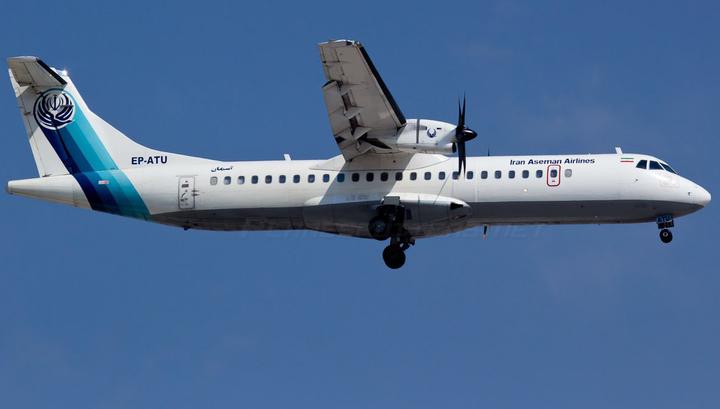 Рухнувший в Иране самолет пытался совершить экстренную посадку