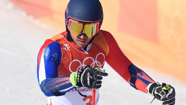 Французского горнолыжника Фэвра выгнали из команды за критику