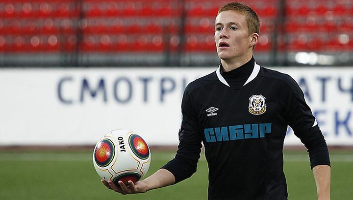 Защитник молодежной сборной России Шакуро интересен