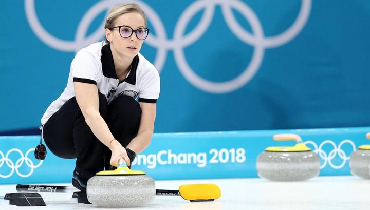 Керлингистки из России проиграли хозяйкам Олимпиады