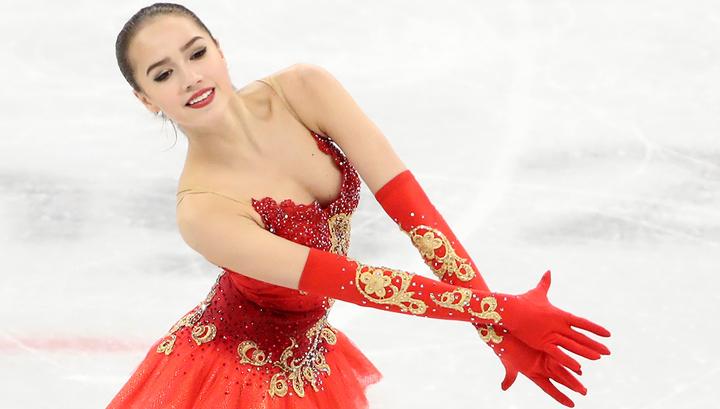 Алина Загитова: победа на Олимпийских играх - это приятное удивление