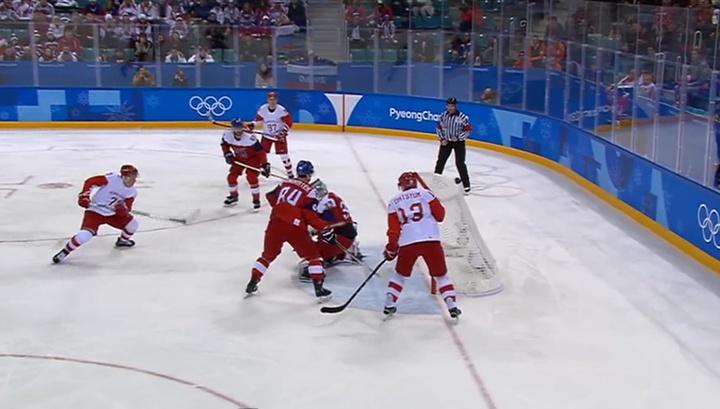 Тренер хоккеистов России: чуть недооценил соперника, и это наказывается