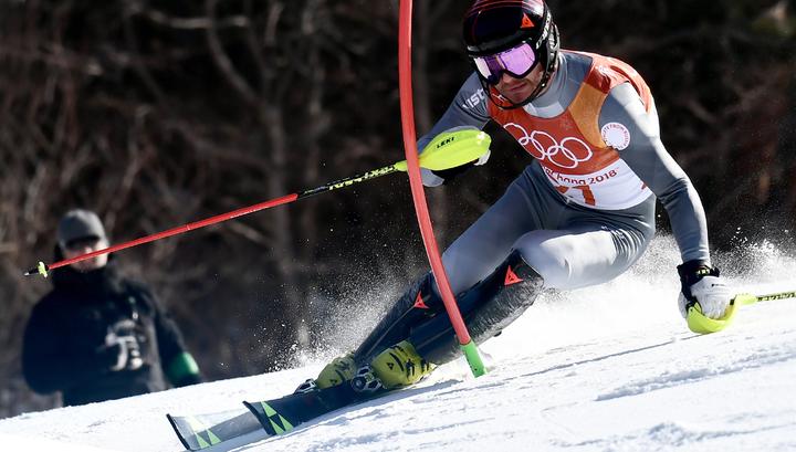 Швейцарские горнолыжники выиграли командный турнир