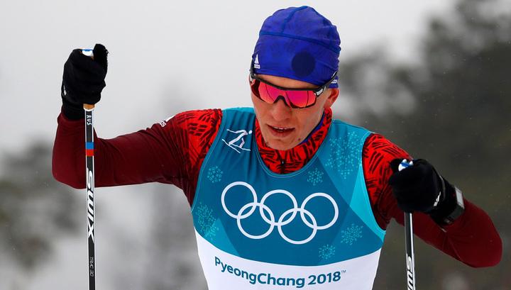 Большунов: отличная Олимпиада, но сегодня мне хотелось победить