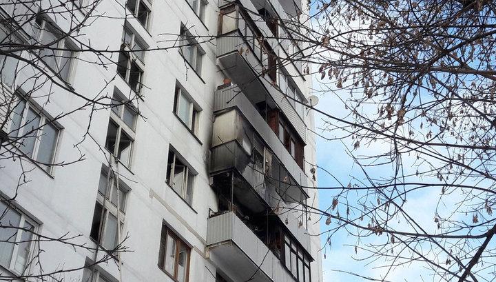 Пожар в многоэтажном доме в Саратове: эвакуированы 75 человек