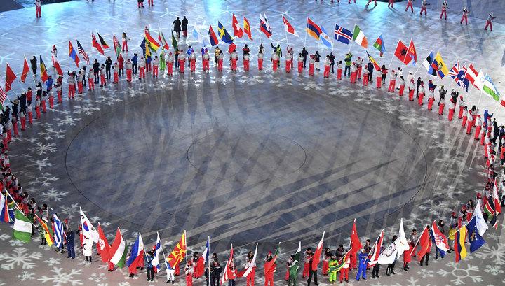 Все российские паралимпийцы собираются принять участие в церемонии закрытия Игр