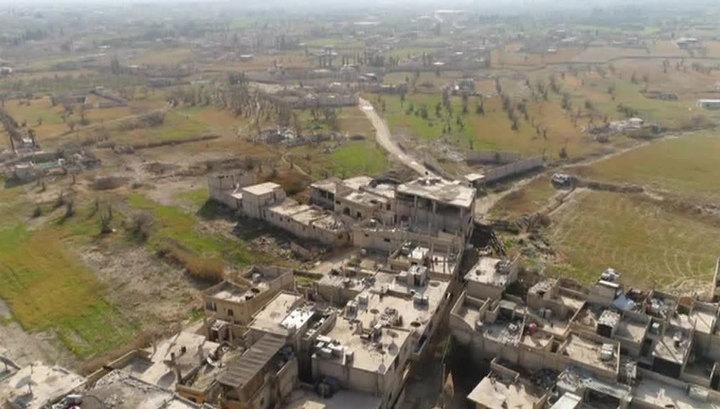 В Сирии мирные жители не желают мириться с диктатом террористов